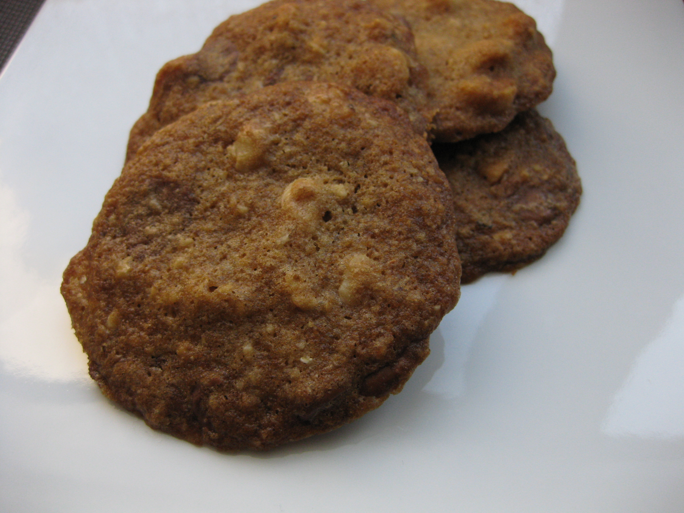Flour Bakery's Chocolate Chip Hazelnut Cookies