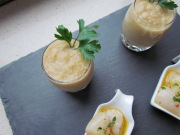 Shrimp Bisque - Meatballs&Milkshakes