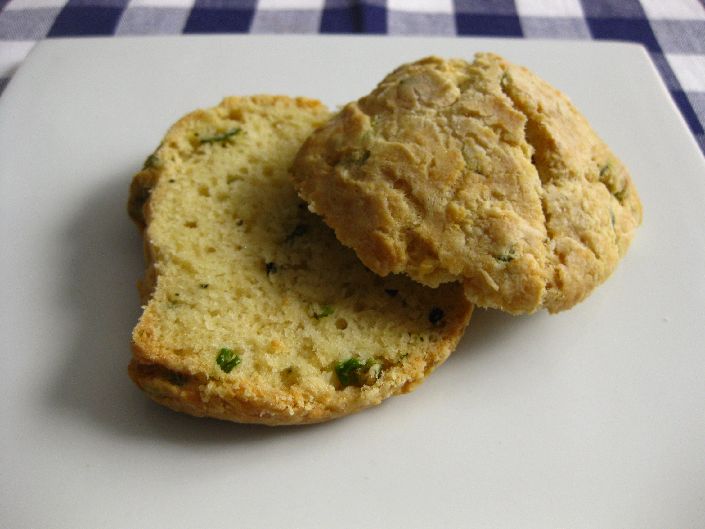 Sage Biscuit Egg Sandwich Recipe — Dishmaps