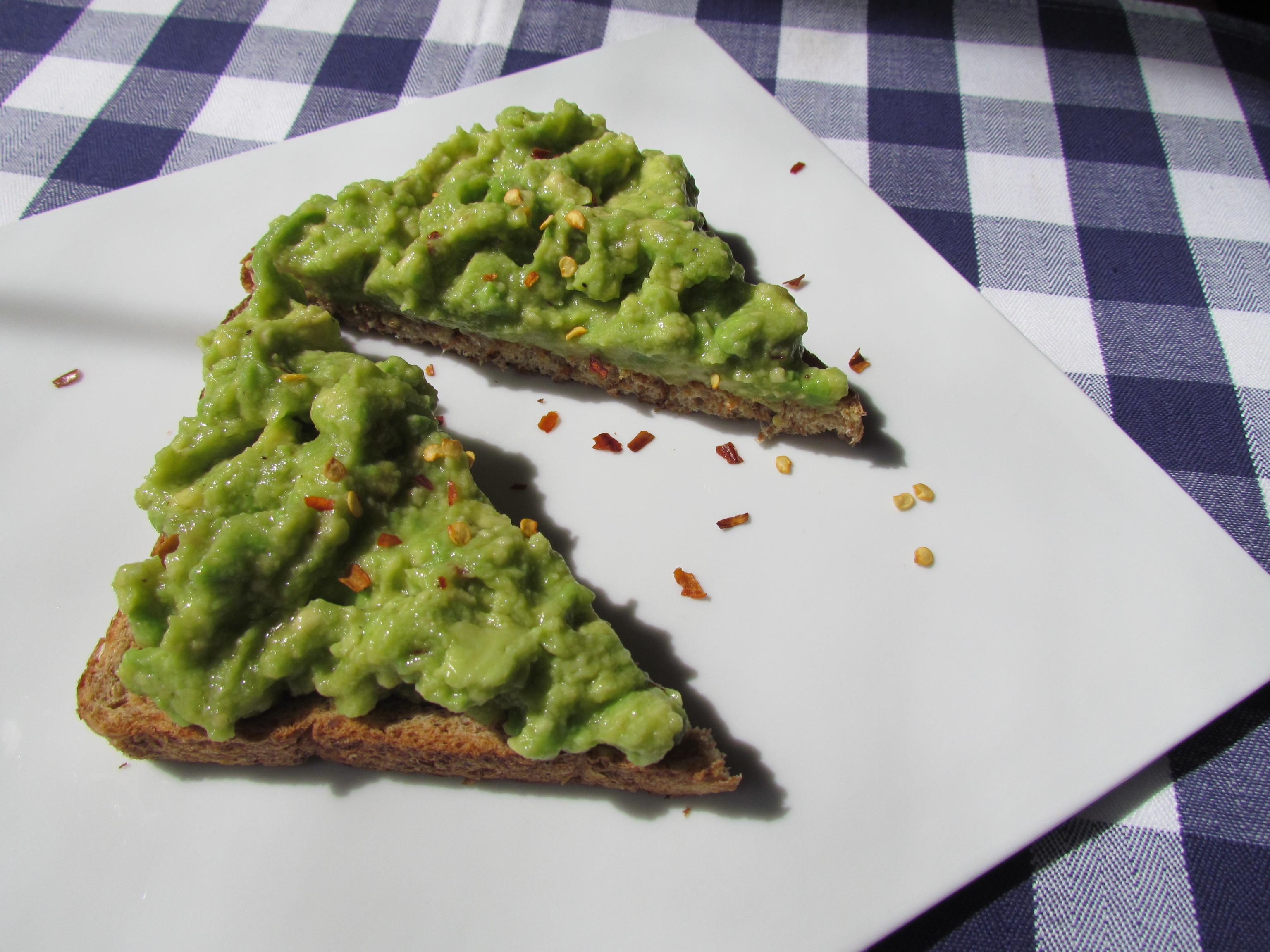Avocado Toast - Meatballs&Milkshakes