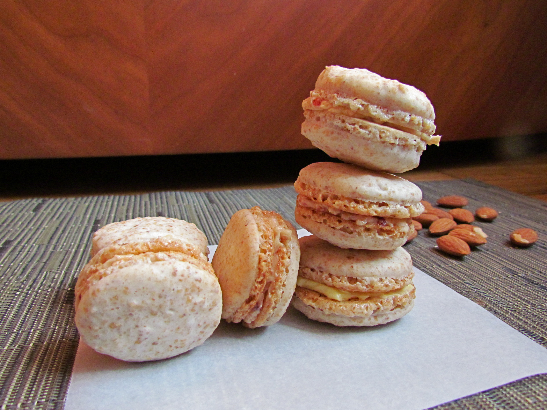 Hazelnut Macarons - Meatballs&Milkshakes