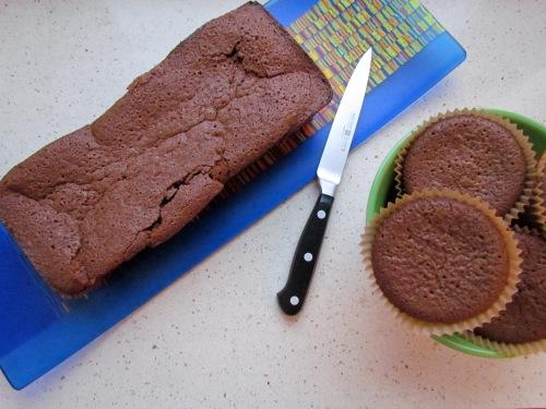Dense Chocolate Cake - Meatballs&Milkshakes